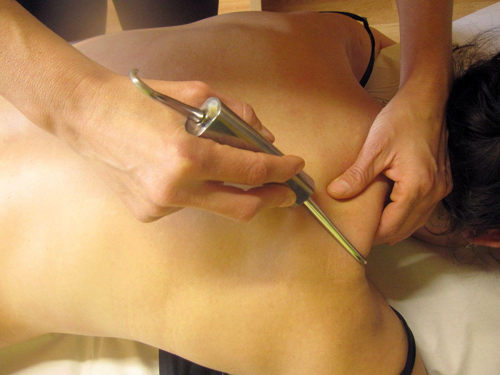 tecnica fisioterapia fibrolisis diacutanea